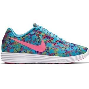 NEW Nike Lunartempo Print 2 Sneakers